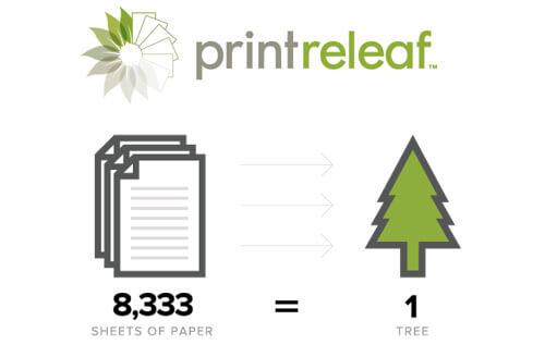Printreleaf – Anuncio de Colaboración