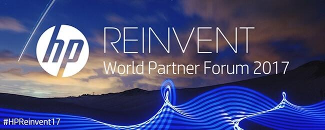 MPS Monitor @ #HPReinvent17 World Partner Forum