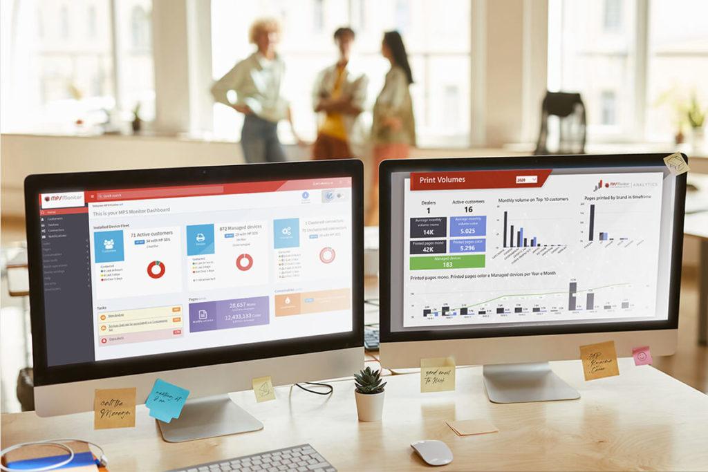 Microsoft exhibe el triunfo de Power BI de MPS Monitor