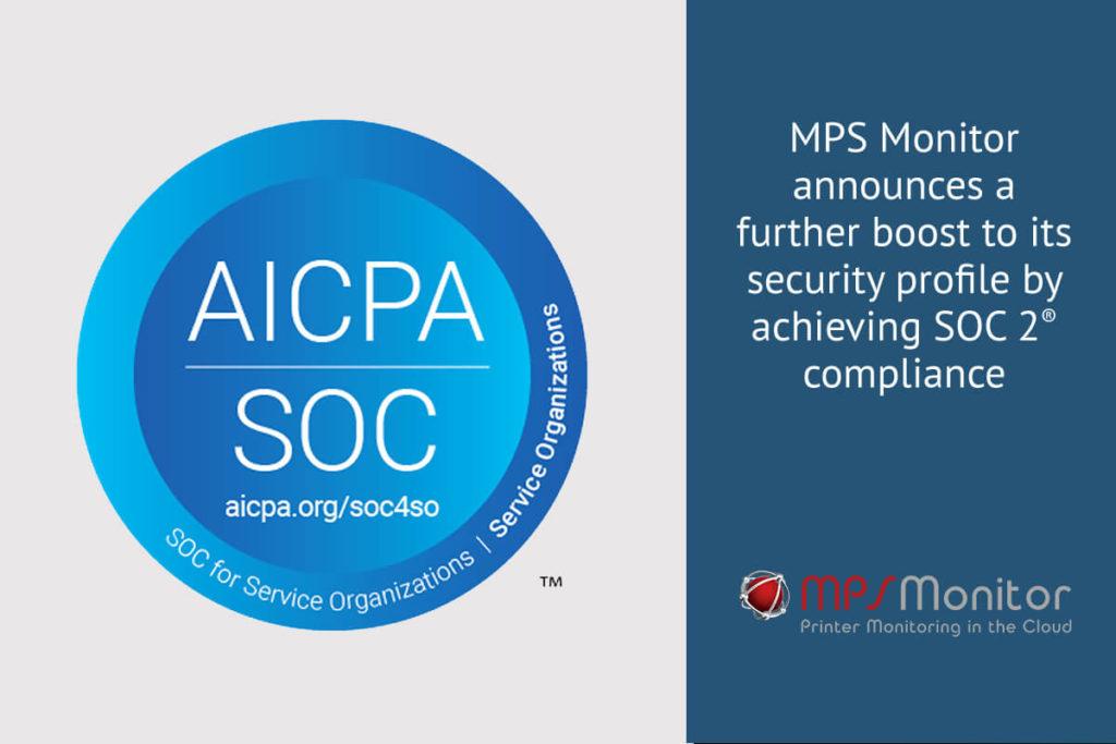 MPS Monitor anuncia un nuevo impulso a su perfil de seguridad alcanzando la conformidad SOC 2®