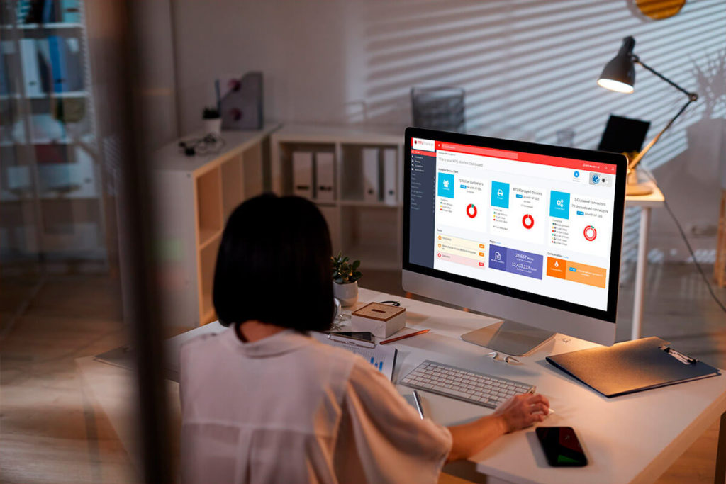 ¿Qué puede hacer MPS Monitor para ayudar a socios y clientes a gestionar el nuevo modelo híbrido?
